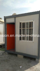 Economical Outdoors Prefabricated/Prefab Foldable Mobile House pictures & photos