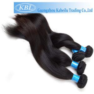 Natural Silk Brazilian Straight Ombre Hair Weave 3 Bundles pictures & photos
