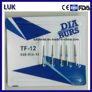 Gold Diamond High Quality Burs (high durable and Cutting Efficiency) pictures & photos