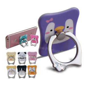360 Rotating Finger Ring Holder Cellphone Back Cover Accessories pictures & photos