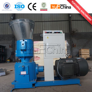Flat Die Pellet Mill with Stable Performance pictures & photos