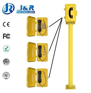 Outdoor Emergency Telephones, Campus Help Point, Roadside Wireless Phone pictures & photos