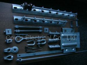 ANSI Standard Insulator Fittings Poleline Hardwares pictures & photos