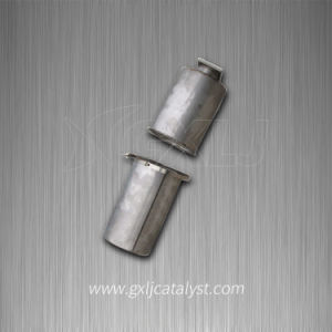 Integrated Catalytic Muffler for Commercial Vehicle Converter pictures & photos