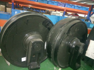 The Parts Idler No. 135mA-Y for Sany Excavator Undercarriage pictures & photos