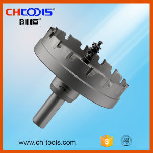 Tct Hole Saw (Sheet Metal) for Drilling pictures & photos