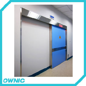 Over 30 Years Experience Automatic X-ray Sliding Door pictures & photos