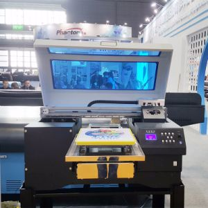 Industrial Digital Textile Printer A2 Size Direct to Garment Printer pictures & photos