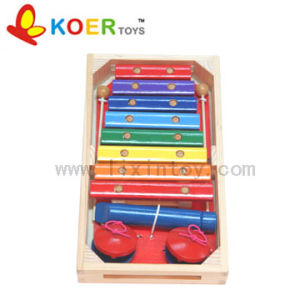 Wooden Toy - Music Set (LX499)
