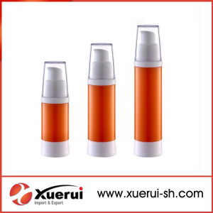 15ml, 30ml, 50ml Plastic Cosmetic Airless Bottle pictures & photos