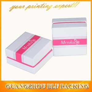 Custom Small Paper Cardboard Jewelry Box Gift Box pictures & photos