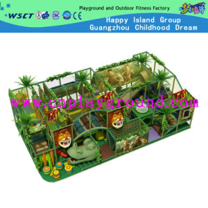 Mini Indoor Soft Playground Children Playground for Sale (H14-0804) pictures & photos