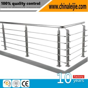 Factory Manufacture Special Design Stainless Steel Stairs Handrail pictures & photos