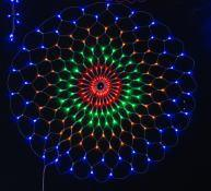 Christmas String Light Decoration Semi-Circle Party Decoration pictures & photos