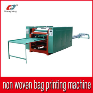 Auto Non Woven Bag Printing Machine Piece by Piece Multi-Colors pictures & photos