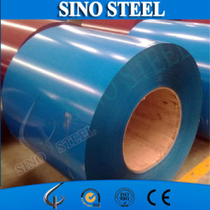 Pre-Painted Gi Steel Sheet PPGI Coil pictures & photos