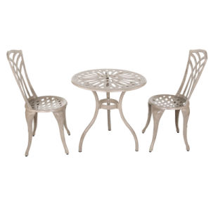 Cast Aluminum Garden Outdoor Patio Furniture (FY-001ZX)