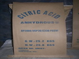 Citric Acid Anhydrous Food Additives (77-92-9)