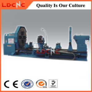 Industrial Horizontal Big Bore CNC Lathe Machine for Sale Ck61100 pictures & photos