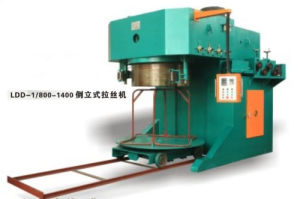 Ldd-1/800-1400 Inverter Headstand Metal Drawing Machine pictures & photos