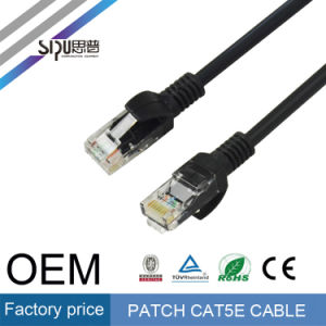 Sipu 8 Conductors UTP CAT6 Ethernet Cable Patch Cord pictures & photos
