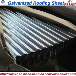 Metal Sheets Roofing Sheet Flat Galvanized Steel Sheet pictures & photos
