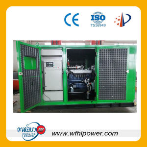 Soundproof Deutz Diesel Genset, 100kw pictures & photos