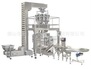 10 Head Weigher with Collar Type Packing Machine pictures & photos
