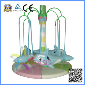 Electric Playground Equipment Rotating Dolphins Playground pictures & photos