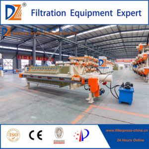 Dazhang Automatic Membrane Filter Press System pictures & photos