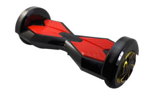 8 Inch Bluetooth + LED Two Wheel Electric Self Balance Hoverboard Custom Wholesale