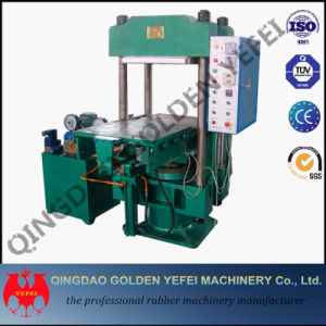 Hot Sale Plate Press Rubber Vulcanizing Machine pictures & photos