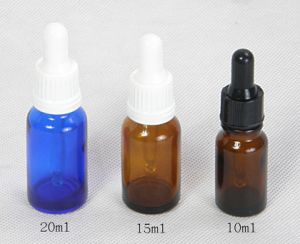 50 Ml Blue Essential Oil Bottles with Dropper/Glass Essential Oil Bottle/Essential Oil Amber Glass Bottles pictures & photos
