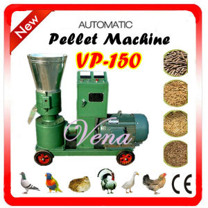 Reasonable Price Poultry Feed Pellet Machine with High Efficiency (VP-150) pictures & photos