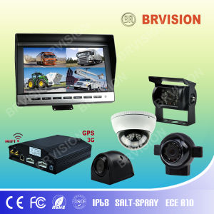 Mobile DVR with 3G WiFi GPS pictures & photos