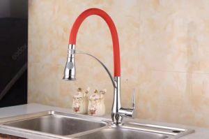 New Black Design Antique Kitchen Faucet (GS-36067 pictures & photos