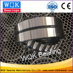 Wqk Bearing 24028 Cc/W33 Spherical Roller Bearing with Steel Cage pictures & photos
