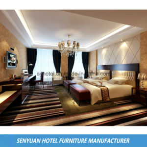 Modern 4 Star Professional Customized Wooden Standard Hotel Furniture (SY-BS44)