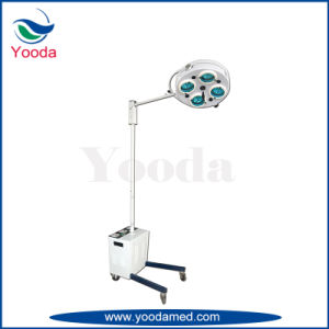 Standing Type 4 Reflector Surgical Lamp pictures & photos