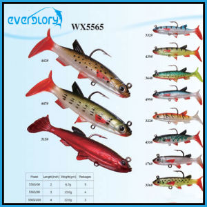 Wx5565 All Type of Lead Soft Lure Fishing Tackle with OEM pictures & photos