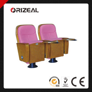 Orizeal Auditorium Chair with Writing Table (OZ-AD-022) pictures & photos