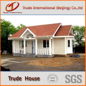 Customized Light Steel Frame Modular/Prefab/Prefabricated Living Villa pictures & photos