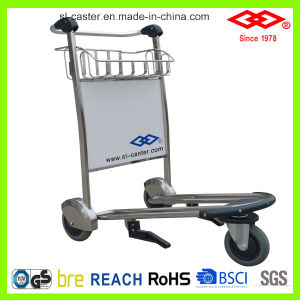 Aluminium Alloy Airport Passenger Trolley (GS12-250) pictures & photos