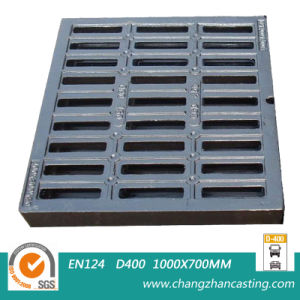 D400 Heavy Duty Ductile Iron Gully Gratings pictures & photos