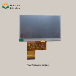 4.3 Inch Touch Screen 480X272 LCD for Automobile Data Recorder pictures & photos