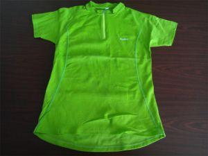 2014 Fashion Custom Solid Short Sleeves T-Shirt for Men (YHR-M13142)