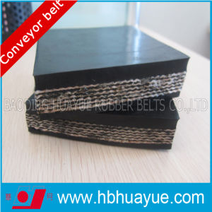 Polyester Fabric Canvas Rubber Conveyor Belt (EP100-EP600) pictures & photos