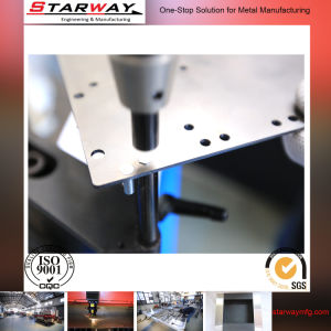 Custom Stampings Stainless Steel Sheet Metal Fabrication pictures & photos