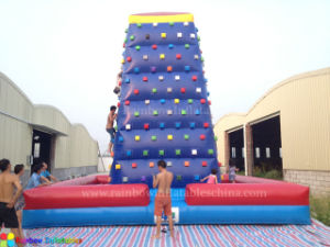 Fashion Design Giant Outdoor Inflatable Climbing Mountain Air Wall pictures & photos