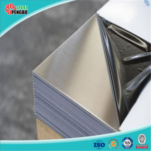 304 Mirror Stainless Steel Sheet for Decoration pictures & photos